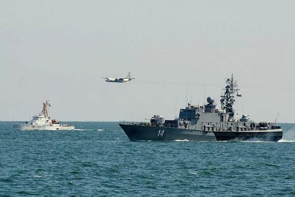 Hải quân Anh sẽ giúp Ukraine tự vệ trước 'gấu Nga'