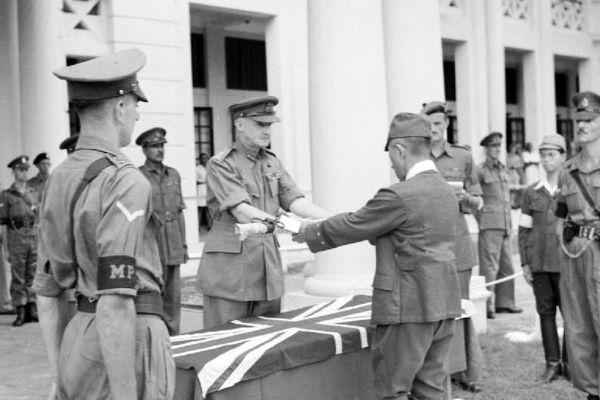 75 năm phátxít Nhật đầu hàng quân Đồng minh trong Thế chiến 2