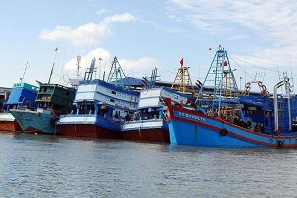 Phát hiện thi thể ngư dân trên tàu cá không số hiệu
