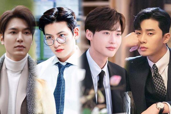 10 diễn viên Hàn được theo dõi nhiều nhất trên Instagram: Lee Jong Suk chỉ đứng sau Lee Min Ho