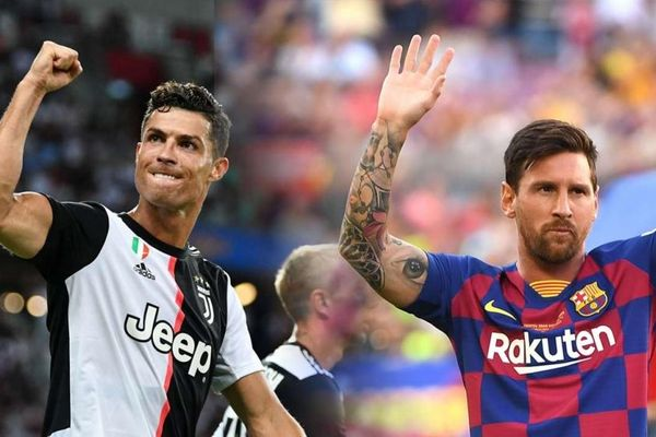 Tin chuyển nhượng bóng đá hôm nay (21/8): Messi và Ronaldo có thể cùng nhau cập bến PSG