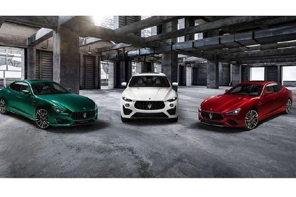 Ghibli và Quattroporte phiên bản Trofeo mạnh nhất nhà Maserati