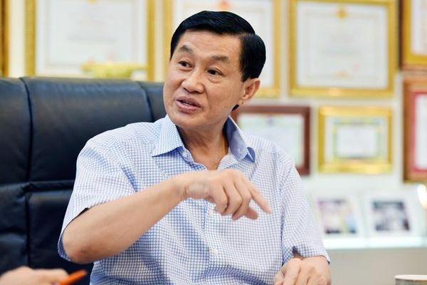 Gia đình ông Johnathan Hạnh Nguyễn muốn tăng sở hữu tại Sasco