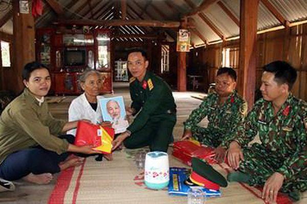 Bộ CHQS tỉnh Đắk Lắk mở lớp bồi dưỡng tiếng Khmer và Êđê cho cán bộ, chiến sĩ năm 2020