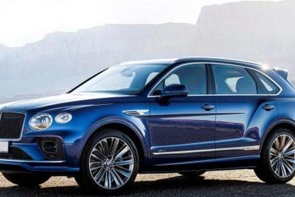 Khám phá Bentley Bentayga Speed - Mẫu SUV nhanh nhất thế giới