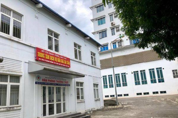 UBND tỉnh Lào Cai đề nghị Sở Tư pháp tỉnh xử lý vấn đề báo nêu