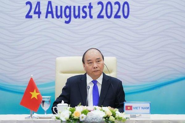 Thủ tướng: Hợp tác Mekong-Lan Thương trên cơ sở lòng tin, lấy con người là trọng tậm và phát triển bền vững