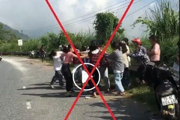 Công an vào cuộc vụ hàng chục nữ sinh đánh nhau ở Phú Thọ