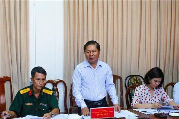 Cần Thơ kiến nghị Trung ương hỗ trợ xây dựng 4 công trình chống sạt lở