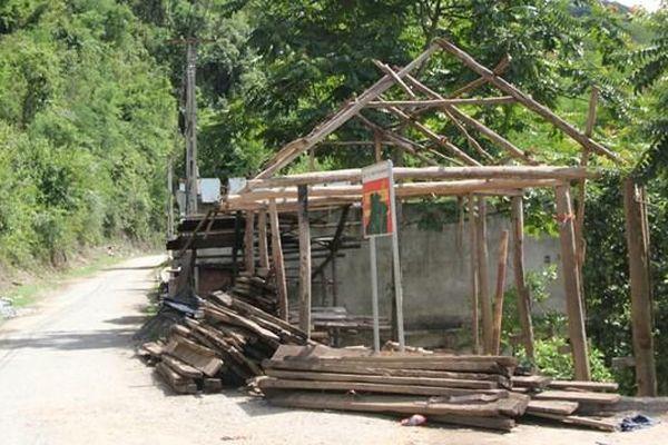 Nghệ An: 46 hộ dân khắc khoải chờ tái định cư