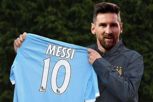 Man City cần Messi để nâng tầm thương hiệu