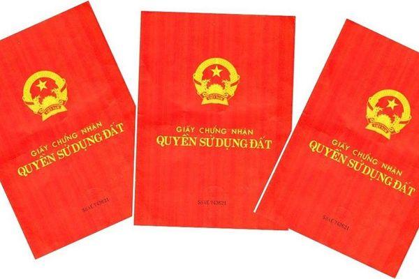 Nữ chuyên viên lấy 19 sổ đỏ của dân cho mượn, rồi bị rao bán khai gì?