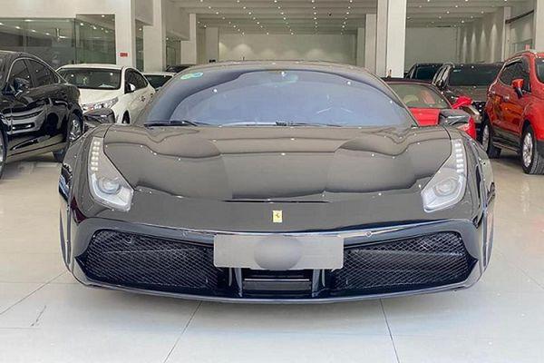Ferrari 488 GTB Liberty Walk độc nhất Việt Nam rao bán 15 tỷ