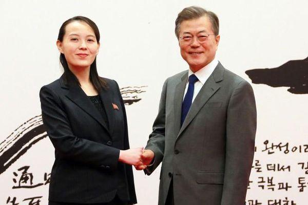Vai trò của em gái ông Kim Jong Un đã bị phóng đại?