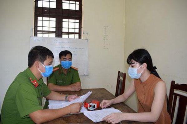 Hưng Yên: Bắt đối tượng làm giả giấy báo trúng tuyển THPT
