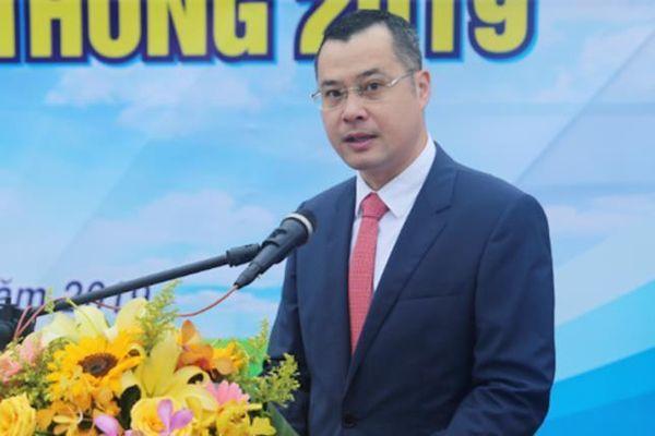 Sự nghiệp tân Bí thư Tỉnh ủy Phú Yên Phạm Đại Dương