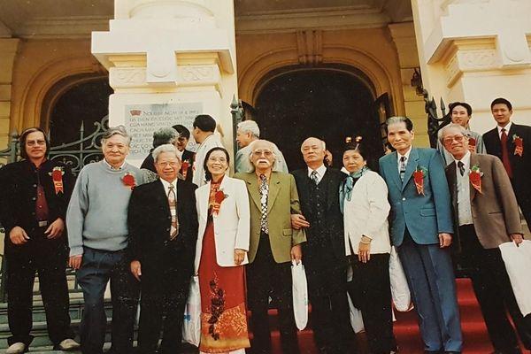 75 năm ngày Độc lập: Cha con ông Lê Văn Trương