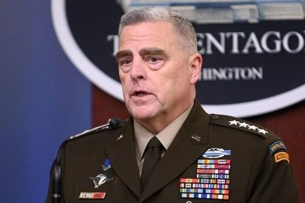 Tướng Mỹ: Quân đội không giải quyết tranh chấp bầu cử tổng thống
