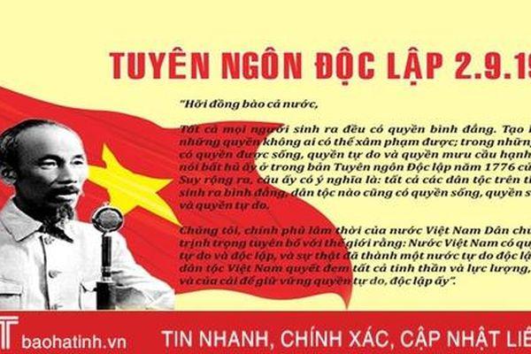 Công lao to lớn của Chủ tịch Hồ Chí Minh trong tổ chức và hoạt động Nhà nước Việt Nam