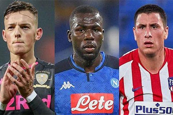 Koulibaly, Gabriel, White: Ai là trung vệ được săn đón nhất ở Premier League Hè này?