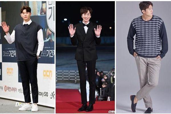 9 nam diễn viên Hàn có chiều cao khủng trên 1m87 (Phần 2)
