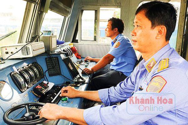 Những kiện tướng lái tàu