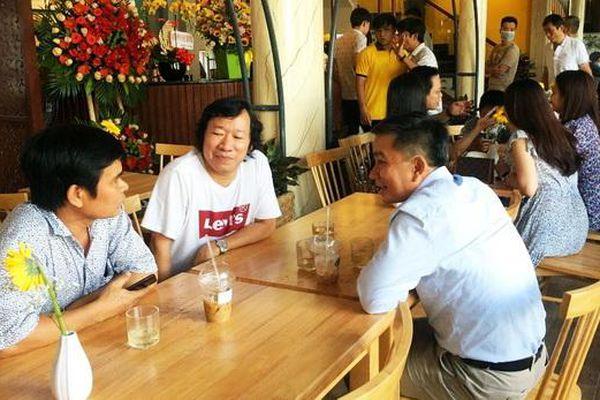 Cà phê Ông Bầu có chi nhánh mới tại TP.Biên Hòa