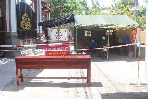 Dỡ phong tỏa khu dân cư nơi cán bộ CDC Quảng Nam mắc Covid-19 sinh sống