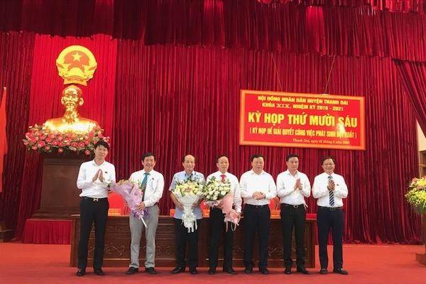 Thanh Oai sẽ khởi công 49 dự án với số vốn hơn 600 tỷ đồng vào năm 2021