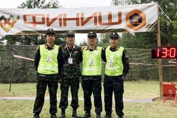 Army Games 2020: Cánh sóng bay cao giữa trời thu Belarus