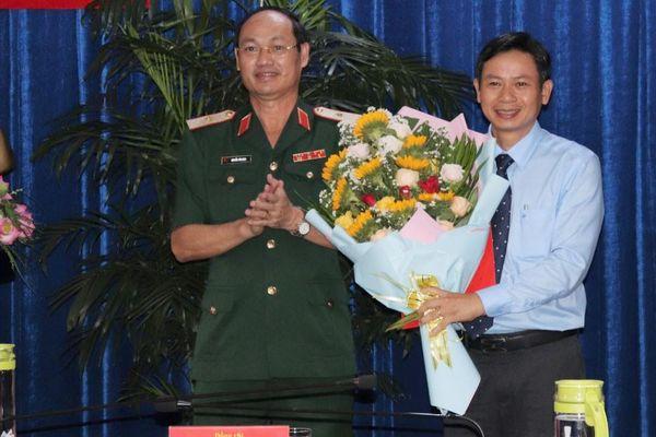 Đồng chí Lê Văn Chiến làm Phó Bí thư Quận ủy quận 4