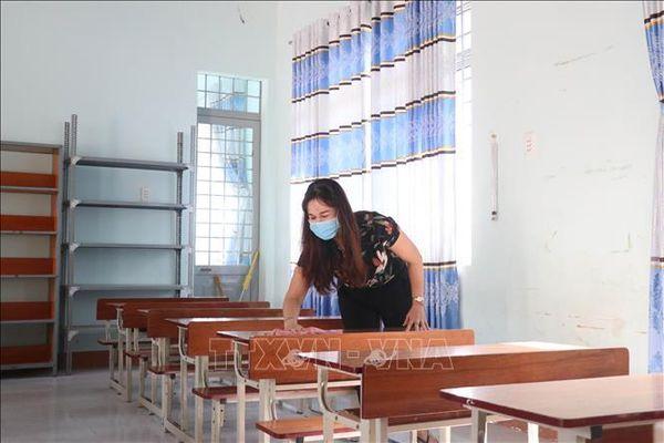 Đắk Lắk sẵn sàng cho năm học mới