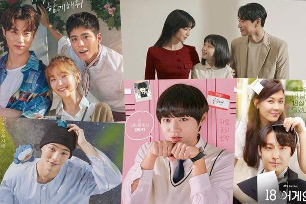 Phim truyền hình Hàn Quốc đầu tháng 9: Phim của Park Bo Gum và Park So Dam sẽ làm nên chuyện hay thất bại thảm hại?