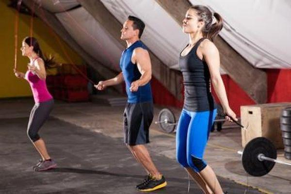 Nhảy dây cải thiện sức khỏe