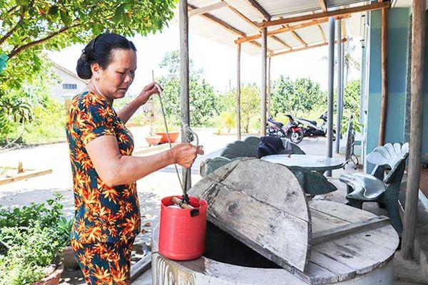 Ninh Hòa: Một số khu vực thiếu nước sạch