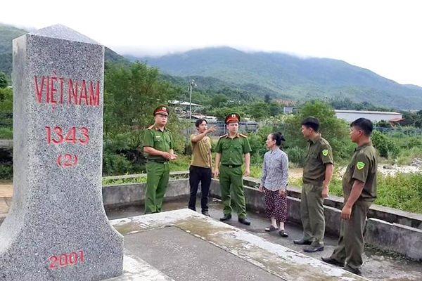 Xây dựng thế trận lòng dân ở xã biên giới Quảng Đức