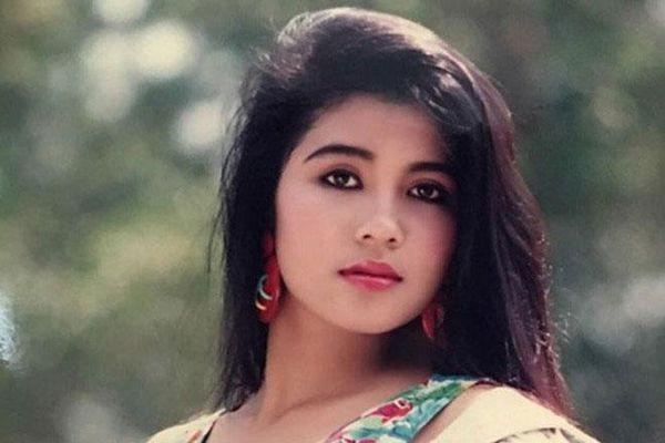 Lộ ảnh gần 30 năm trước của 'Người đẹp Tây Đô' Việt Trinh, nhan sắc và vóc dáng gợi cảm đến ngỡ ngàng