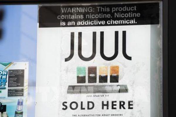 Hãng sản xuất thuốc lá điện tử Juul dự định rút khỏi thị trường châu Âu và châu Á