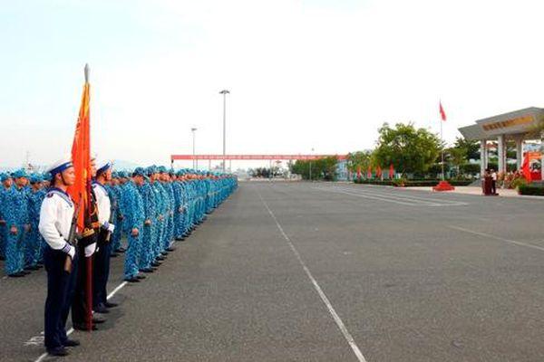 Lữ đoàn 189 Hải quân khai mạc hội thi, hội thao năm 2020