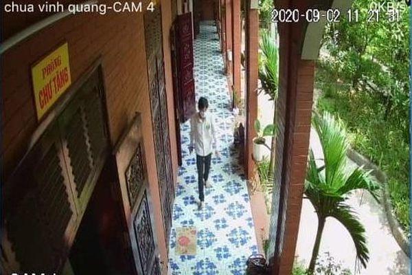 Thêm một vụ trộm 'viếng' chùa