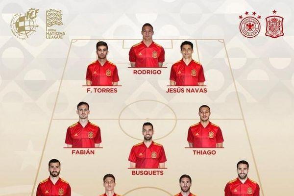 ĐT Đức vs Tây Ban Nha: Cơ hội tỏa sáng cho các sao trẻ
