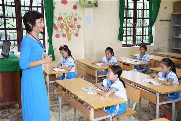 Sáp nhập trường lớp để nâng cao chất lượng dạy và học