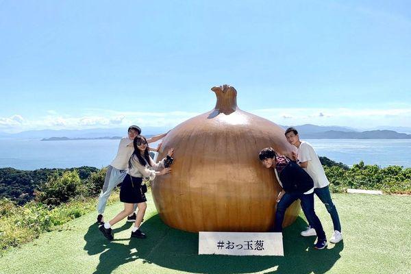 Người Nhật xúc tiến du lịch chỉ bằng... một củ hành