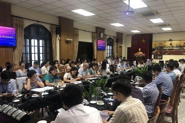 Học viện Ngoại giao tổ chức tọa đàm đánh giá về quan hệ Mỹ-Trung Quốc