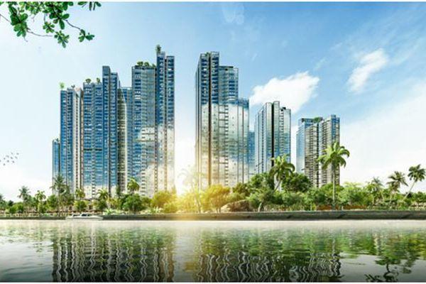 Cận cảnh hình ảnh thực tế căn hộ tòa S1 Sunshine City Sài Gòn