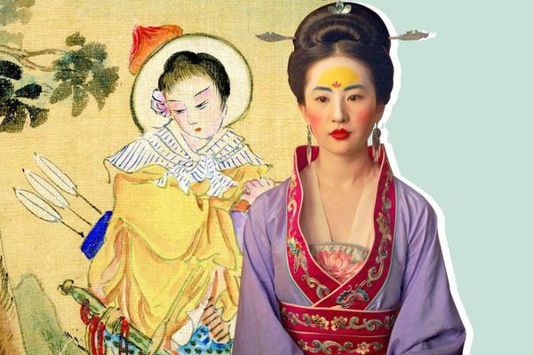 'Mộc Lan' - cái nhìn sơ sài của phương Tây về phương Đông