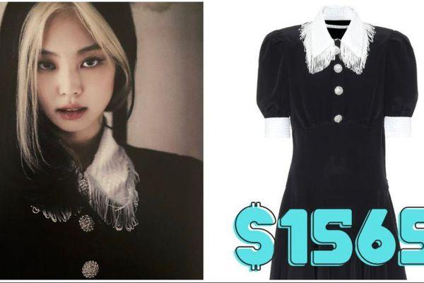 'Bóc' giá trang phục của các cô gái BLACKPINK trong bộ ảnh Nhật ký mùa hè 2020 tại Seoul