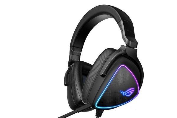 Asus ROG Delta S: Tai nghe đầu tiên có khả năng giải mã MQA-âm thanh cao cấp