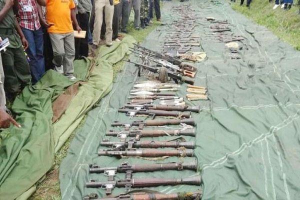 AU yêu cầu khẩn cấp thu gom vũ khí bất hợp pháp ở châu Phi