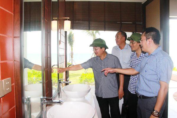 Khách sạn trên đảo Quan Lạn 'từ chối' đón khách vì thiếu nước sạch
